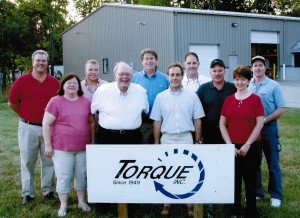 Torque Inc. Staff and Warehouse - Milford, OH