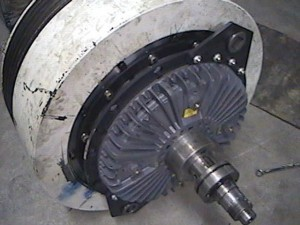 Wichita Combination Clutch Brake with Ringfeder